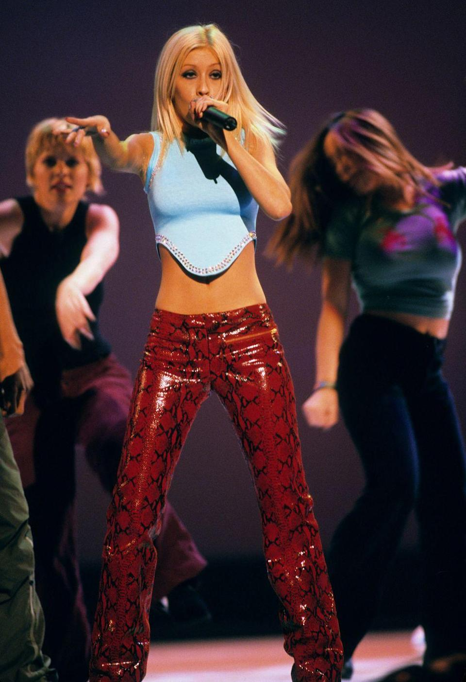 <p>When I was in 5th grade, I begged my mom to buy me a pair of burgundy pleather pants. She did (after much convincing) and even though I never wore them (as mom predicted), they were still one of my favorite things in my closet. </p>