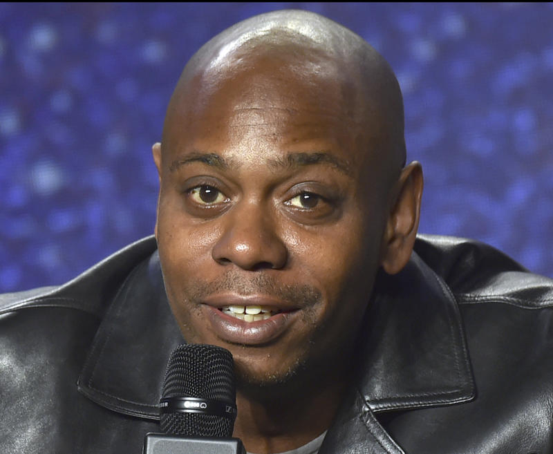 People Ohio Shooting Dave Chappelle