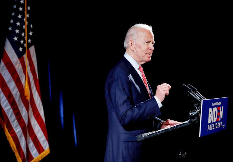 Pro-Biden super PAC preps $65 million in TV ads for fall campaign