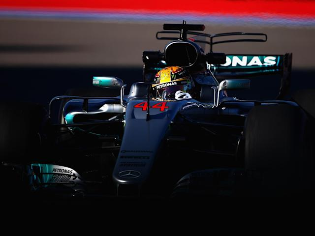 Lewis Hamilton in particular struggled after switching to supersofts: Getty