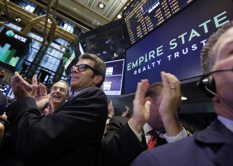 Icon of NYC makes debut with Empire State IPO
