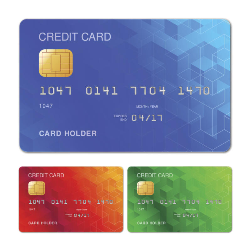 how to find expiration date on credit card online