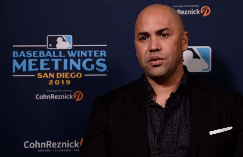 MLB notebook: Mets, manager Beltran agree to part ways