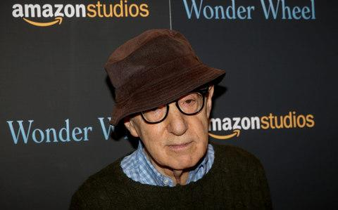 Woody Allen is facing growing condemnation within Hollywood - Credit: Reuters