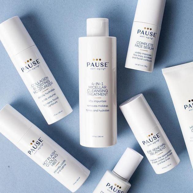 Pause Well Aging founderRochelle Weitzner says she created the company for women like herself. (Photo: Pause Well Aging)