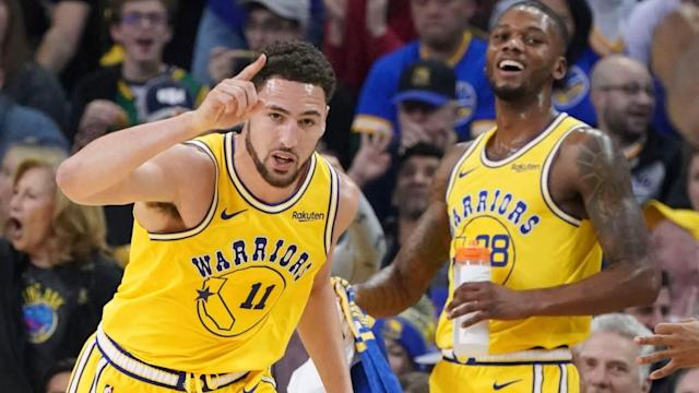 Klay Thompson: 'My mind and body are 100 percent ready to get back on the court'