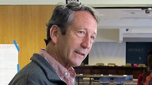 Mark Sanford's Comeback: Stage One Complete