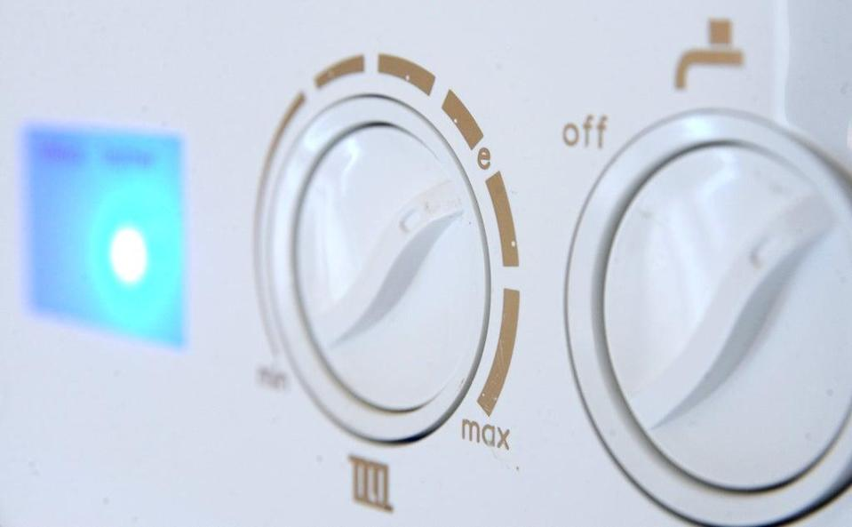 Most UK homes are heated with gas (Joe Giddens/PA) (PA Wire)