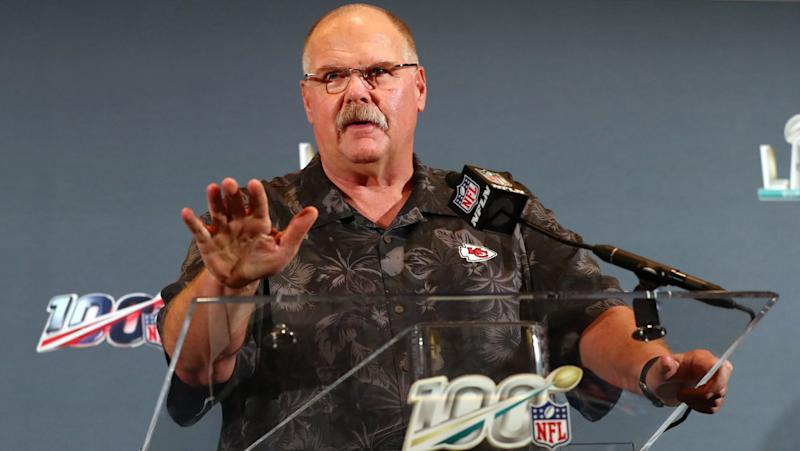 You'll love what Andy Reid plans to do with his Super Bowl ring
