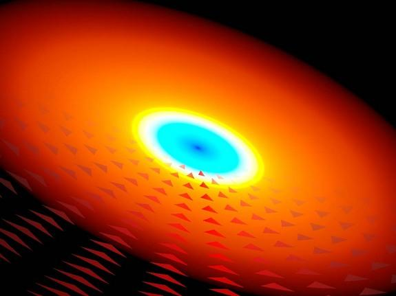 New Type of Quasar Found, Baffling Scientists