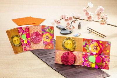 MTR Malls Present 'Blooming Bliss' Red Packet