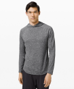 """<p><strong>LULULEMON.COM</strong></p><a class=""""link rapid-noclick-resp"""" href=""""https://go.redirectingat.com?id=74968X1596630&url=https%3A%2F%2Fshop.lululemon.com%2Fp%2Fmens-jackets-and-hoodies-hoodies%2FFresh-Form-Hoodie-MD%2F_%2Fprod10030347%3Fcolor%3D0023&sref=https%3A%2F%2Fwww.menshealth.com%2Fstyle%2Fg33980752%2Flululemon-sale-we-made-too-much-mens-deals%2F"""" rel=""""nofollow noopener"""" target=""""_blank"""" data-ylk=""""slk:BUY IT HERE""""><strong>BUY IT HERE</strong></a><br><del><br>$108.00</del><br><strong>$69.00<br></strong><br>Sure, you might have enough hoodies in your closet, but do you have one that's lightweight, breathable, and all the stretch you need for warm ups? Probably not. <br>"""