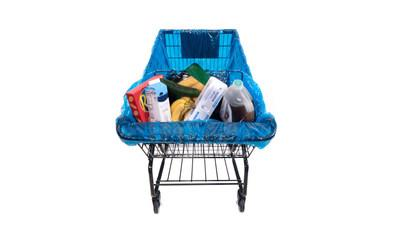 Cart Safe Liners are one size fits all