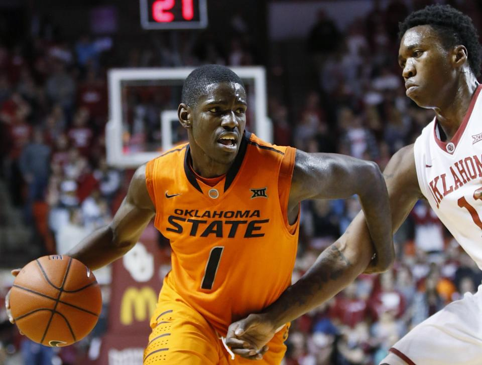 Jawun Evans is a well-rounded, pass-first point guard. (AP)