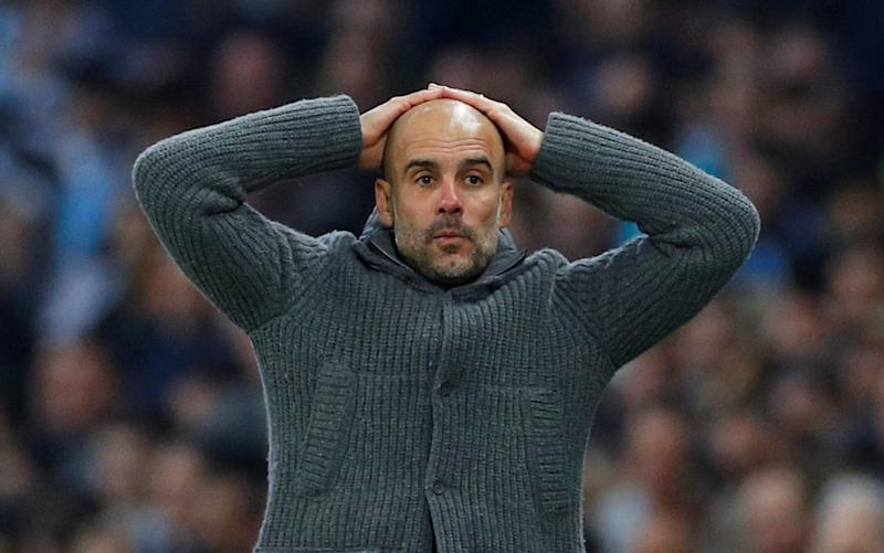 Pep Guardiola felt that Spurs' third goal was wrongly awarded but VAR was correct for Raheem Sterling's effortMore