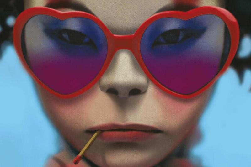 New album: Gorillaz's Humanz