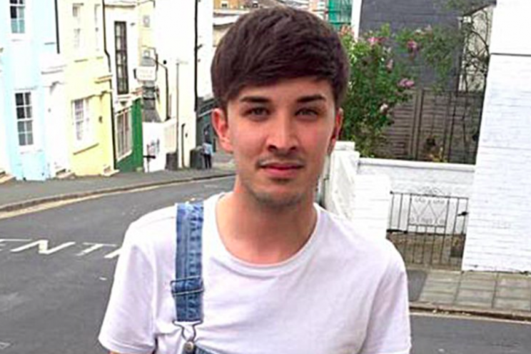 Martyn Hett was the subject of an appeal by comedian Jason Manford (Facebook)