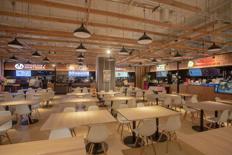 Food-Court-Concept-with-curated-food-ten
