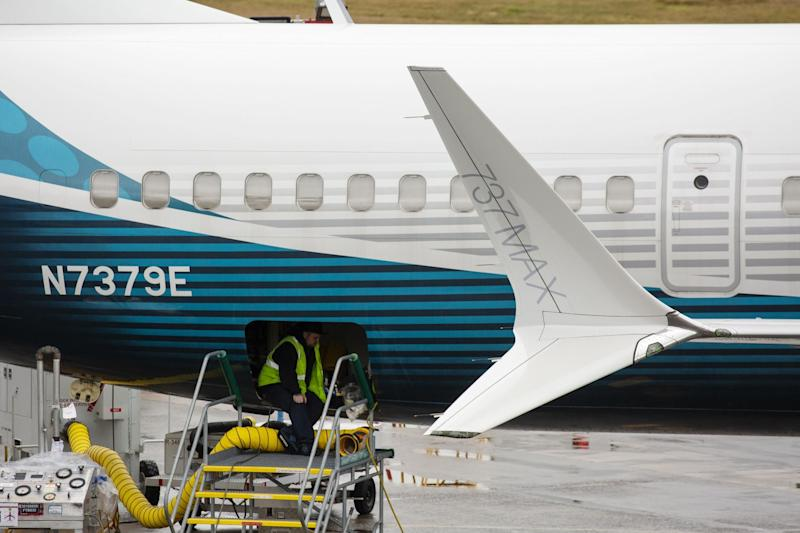 Boeing 737 Max Jet Ends First FAA Test Flight for Comeback Bid