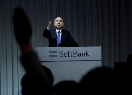 Most SoftBank Vision Fund investors want to join second fund - CEO Son
