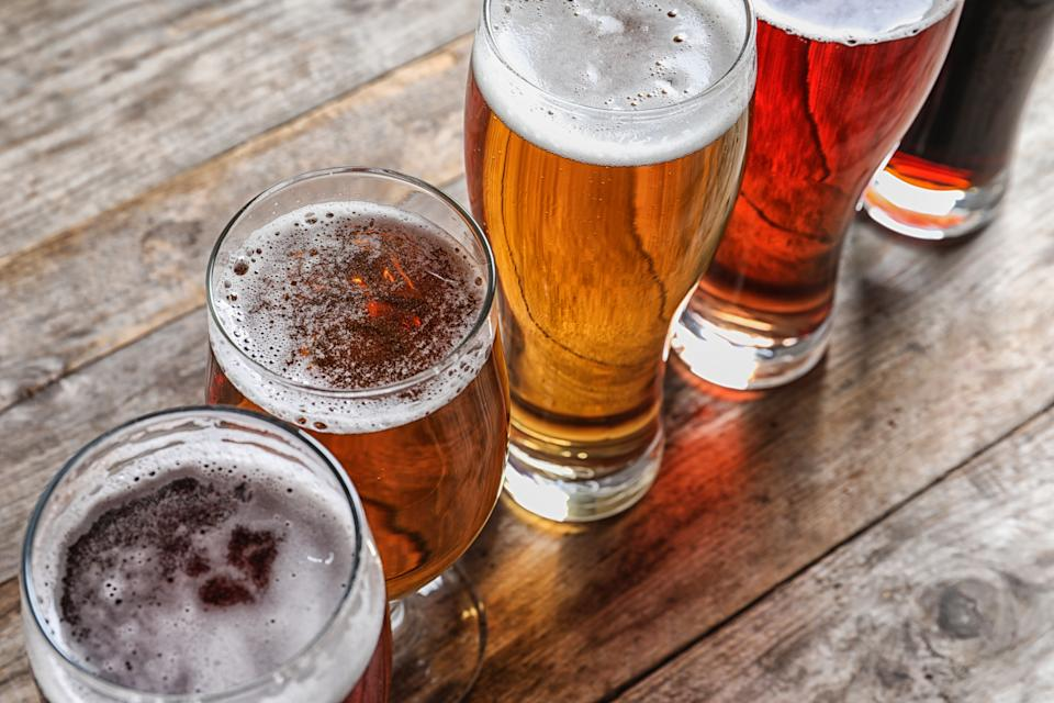Miss the pub? Here's how to get craft beer to your front door. (Getty Images)