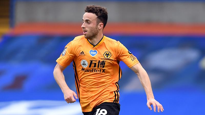 Liverpool agree a deal for Wolves' Diogo Jota