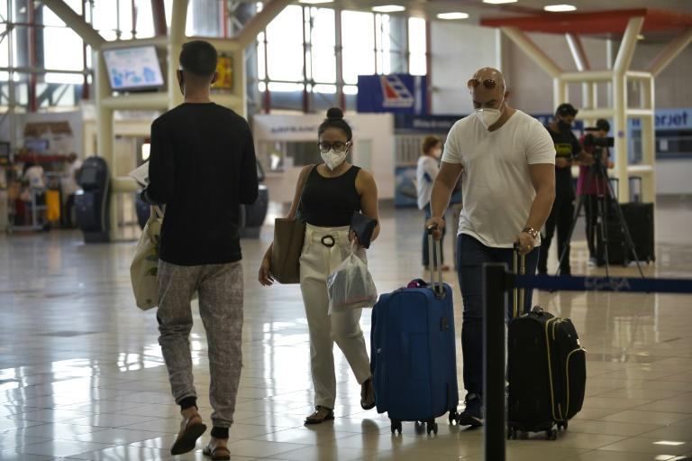 Havana's international airport reopened in mid-November 2020 -- a crucial lifeline to bringing foreign tourists into Cuba