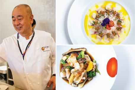 Following a successful showcase in 2018, NOBU at The Boardwalk led by award-winning Chef Nobu Matsuhisa is poised to return to the F1 Singapore Grand Prix Paddock Club in 2019.