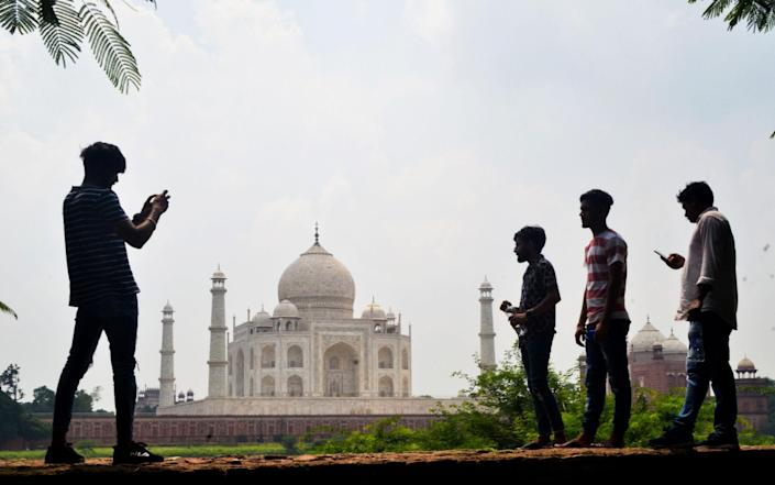 The Taj Mahal is set to reopen, after being closed for six months - Getty
