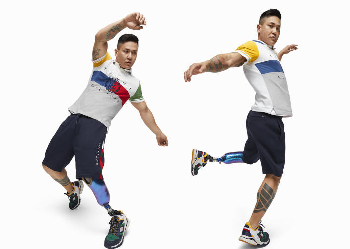 The Adaptive collection by Tommy Hilfiger is coming to Europe.