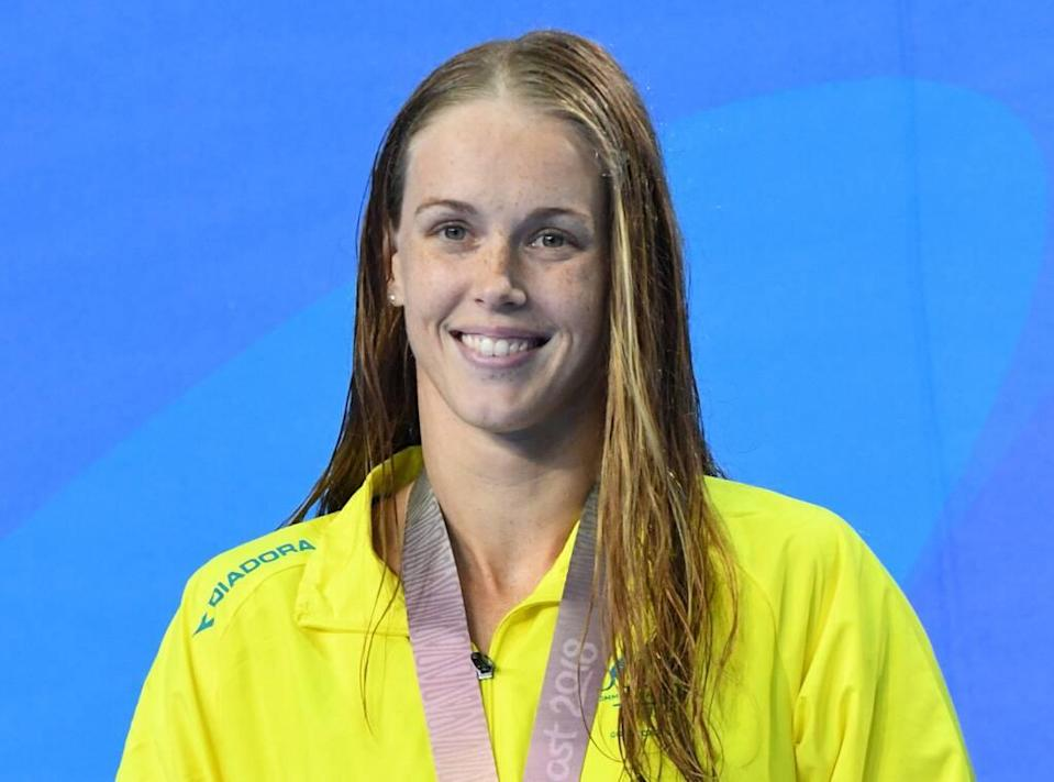 Madeline Groves, 2018 Gold Coast Commonwealth Games
