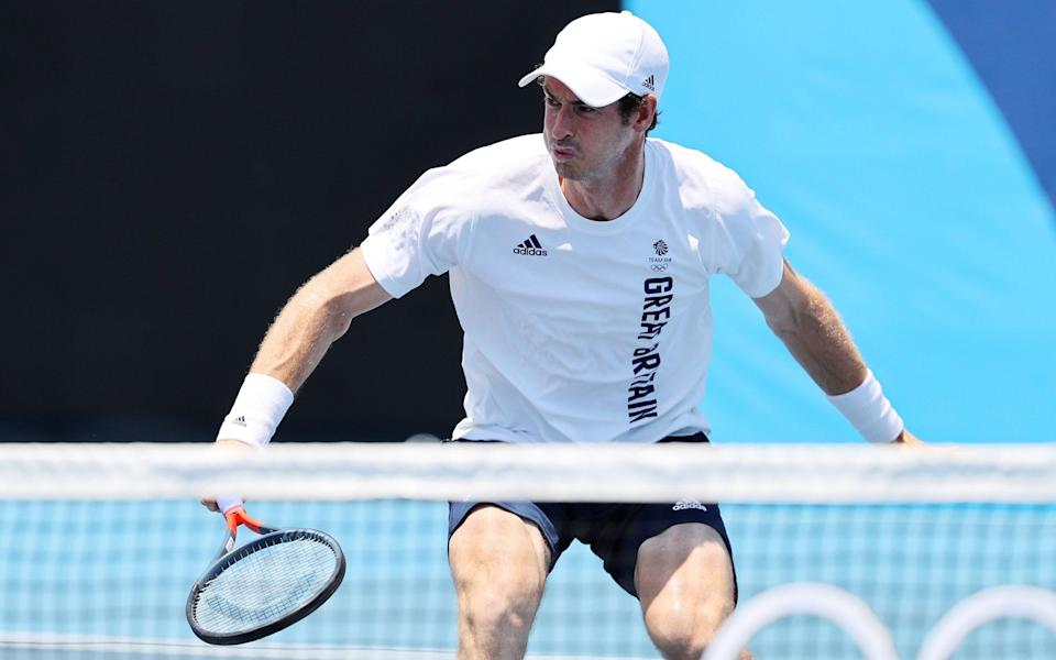 Murray - GETTY IMAGES
