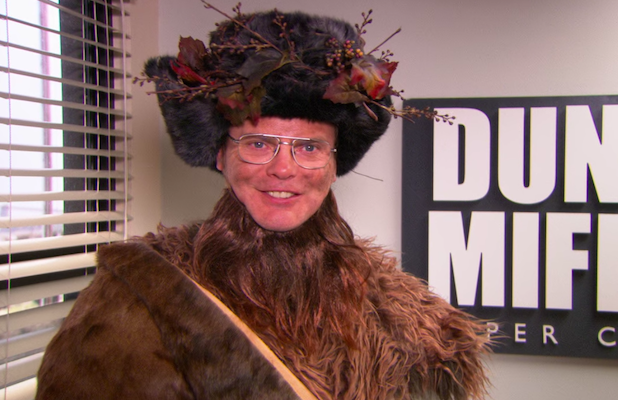 'The Office' Season 9 Christmas Episode Re-Edited to Remove Blackface Scene (Exclusive)