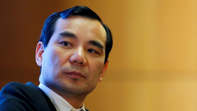 China sentences Anbang's ex-boss to 18 years in jail