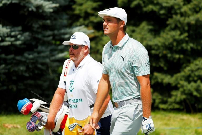 Bryson DeChambeau derided for agonising slow play at the Northern Trust Open