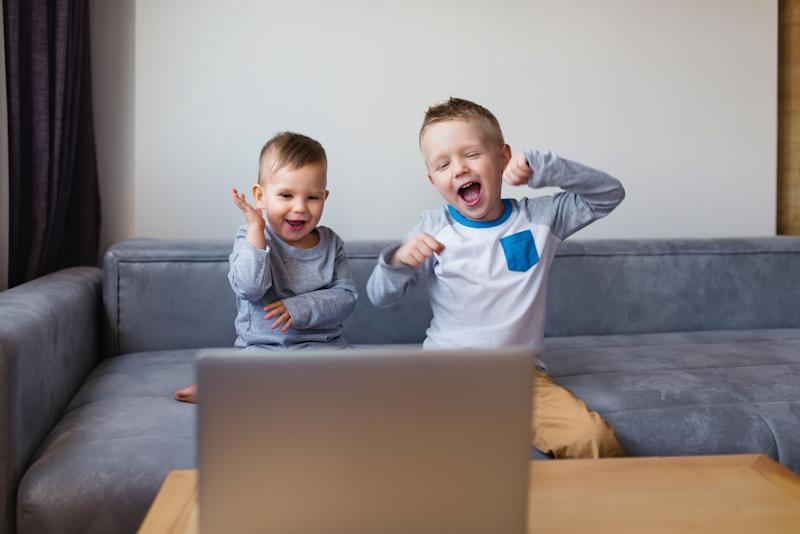 We're living in a virtual world, play dates included. (SokRom via Getty Images)