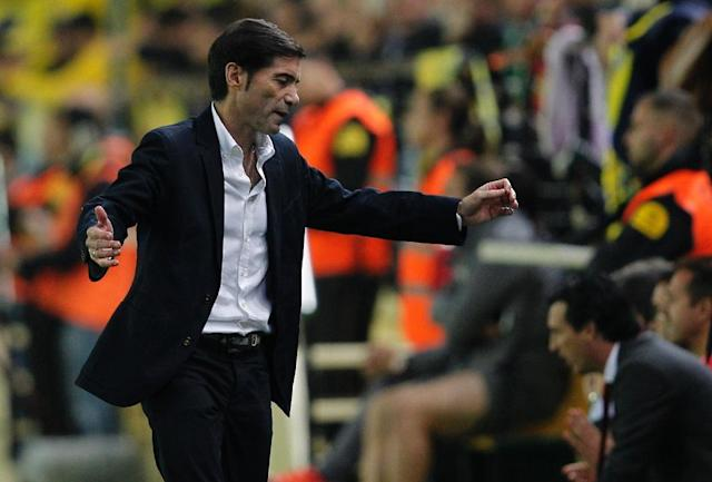 Marcelino Garcia Toral took over as Villareal coach in 2013 (AFP Photo/Jose Jordan)