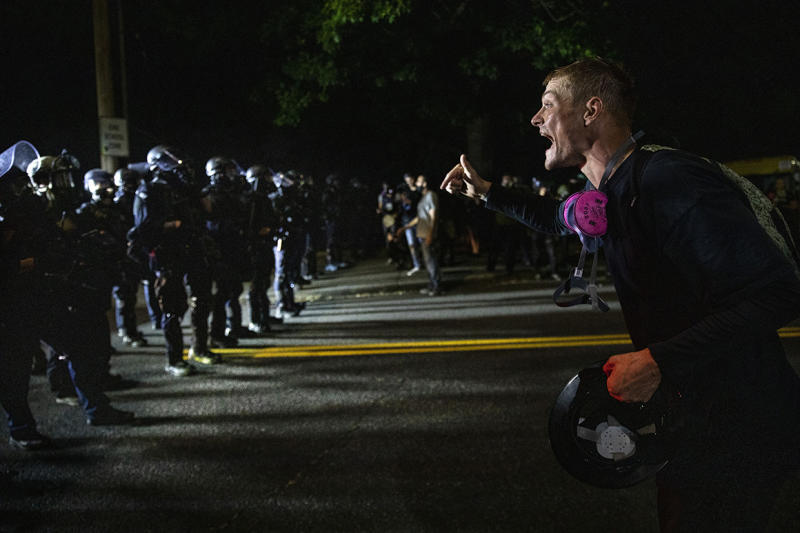 Justice Department explored possibility of charging Portland officials amid unrest