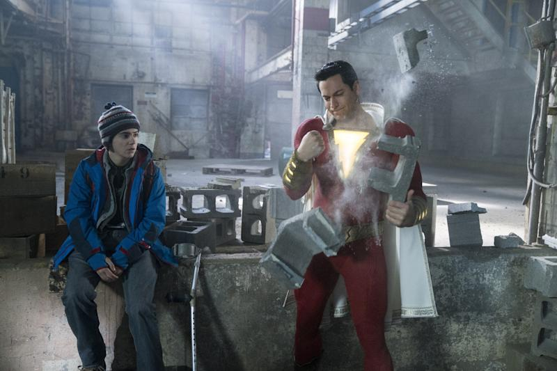 Shazam (Credit: Warner Bros)