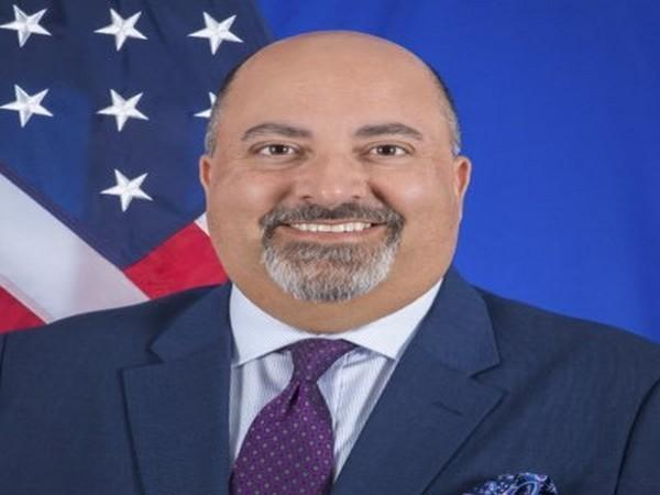 new Charge d'Affaires at US Mission in India, Atul Keshap (Photo Credit - Twitter/tul Keshap)