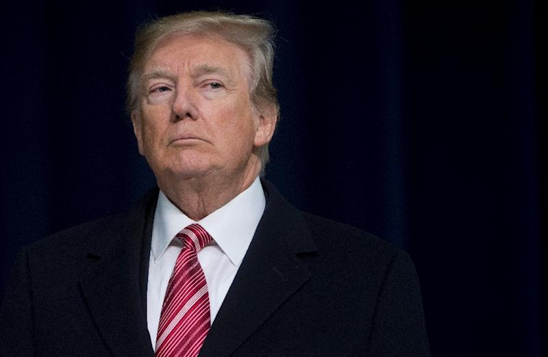 US President Donald Trump will be this year's main attraction at Davos