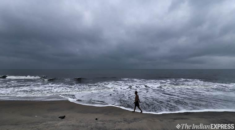 A heavy rainfall warning has also been issued in parts of Gujarat in the next few days.