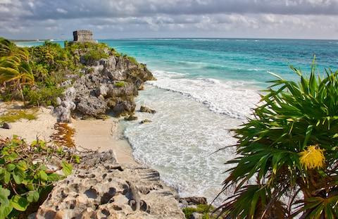 This is a good base for exploring Tulum - Credit: ivan_sabo - Fotolia