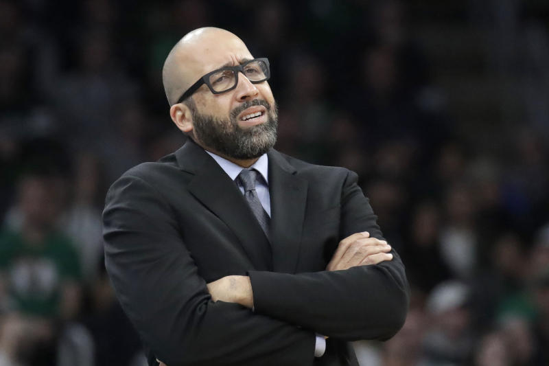 Knicks president angling for David Fizdale firing