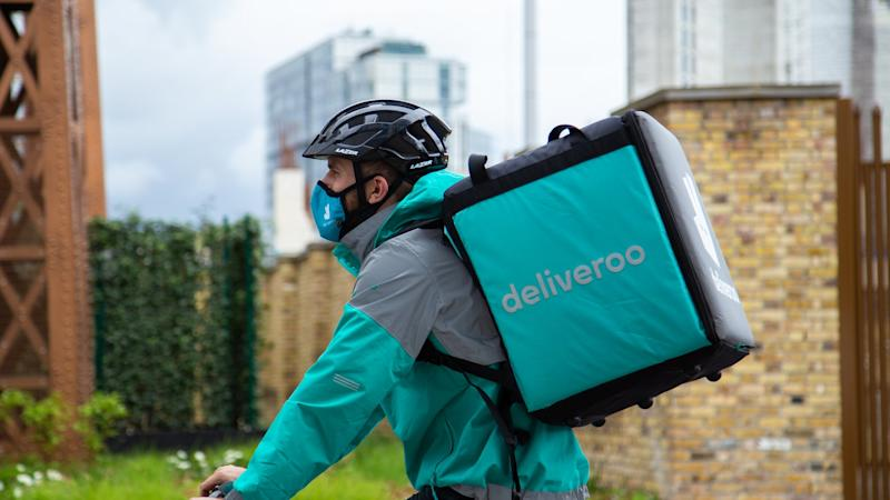 Morrisons and Deliveroo team up to offer 30-minute grocery deliveries