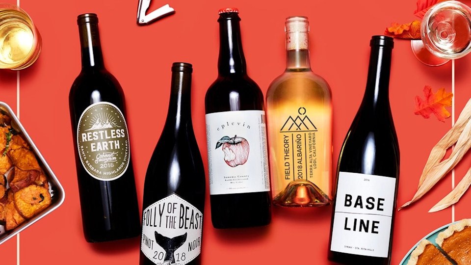 Best gifts for sisters 2021: Winc subscription
