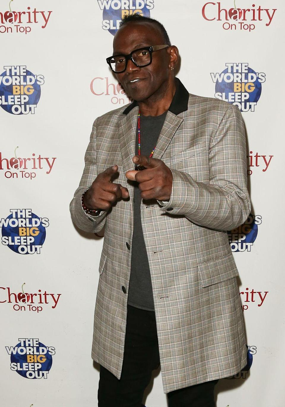 """<p>Determined to control his diabetes, Randy Jackson got gastric bypass surgery in 2003 which <a href=""""https://www.prevention.com/weight-loss/a30688108/randy-jackson-weight-loss-transformation/"""" rel=""""nofollow noopener"""" target=""""_blank"""" data-ylk=""""slk:helped him lose 100 pounds"""" class=""""link rapid-noclick-resp"""">helped him lose 100 pounds</a>. Since then, per <a href=""""https://www.webmd.com/diet/obesity/features/how-randy-jackson-lost-100-pounds"""" rel=""""nofollow noopener"""" target=""""_blank"""" data-ylk=""""slk:WebMD"""" class=""""link rapid-noclick-resp""""><em>WebMD</em></a>, he has found a few methods for maintaining the weight loss like paying more attention to hunger cues, creating healthy recipes for foods he loves, and walking on a treadmill at home every day. </p>"""