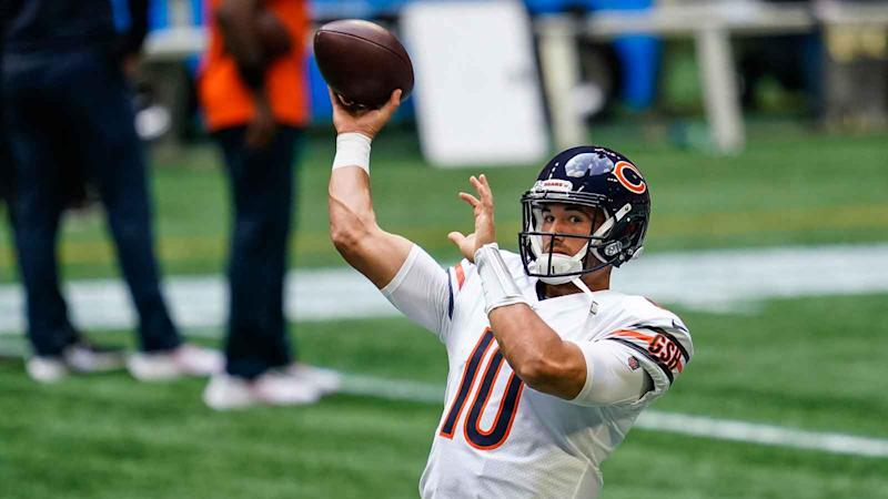 Lance Briggs believes 'good chance' Mitch Trubisky starts for Bears again
