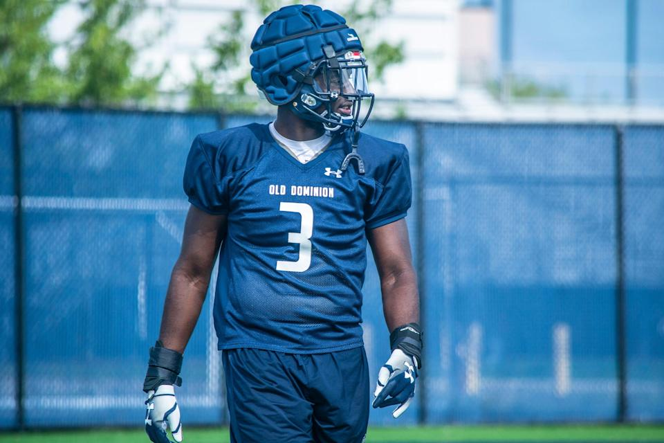 Saturdays without football were difficult. Monarchs linebacker Jordan Young would watch his brother, Avery, a defensive back at Rutgers, play.