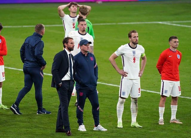England lost the Euro 2020 final to Italy in July